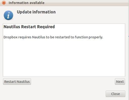 Как установить Dropbox на Ubuntu